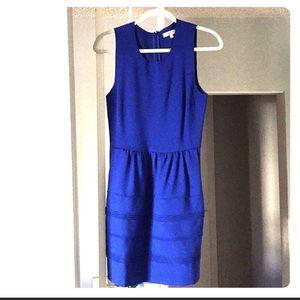Madewell Blue Dress